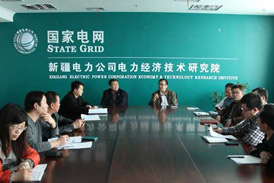 Xinjiang Power Company Competitive Negotiation